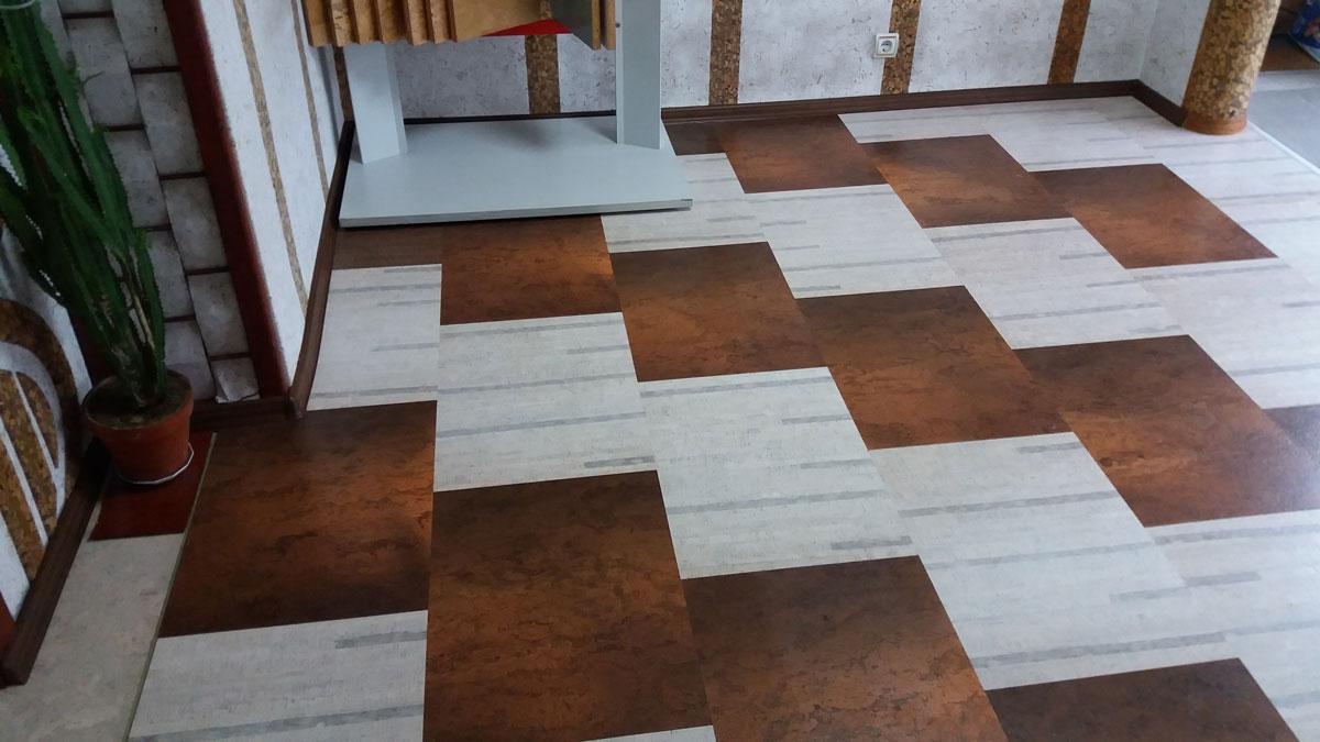 коркови подови настилки