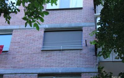 Ефикасната слънцезащита на сградите
