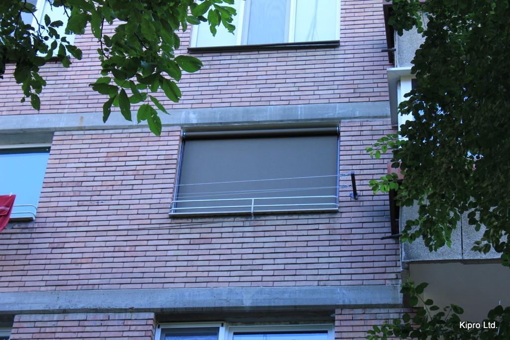 външен изглед на дом в София